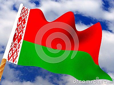 Flag. Belarus