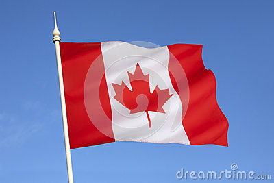 Flag of Canada - North America