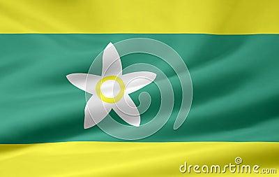 Flag of Ehime - Japan