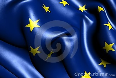 Flag of EU