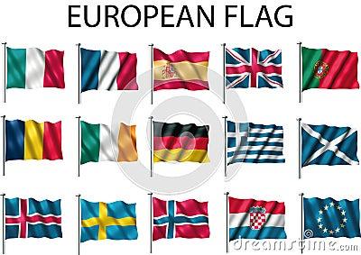 Flag european
