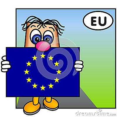 The Flag of the European Union
