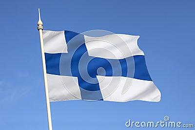 Flag of Finland - Scandinavia - Europe