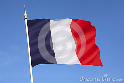 Flag of France - Europe