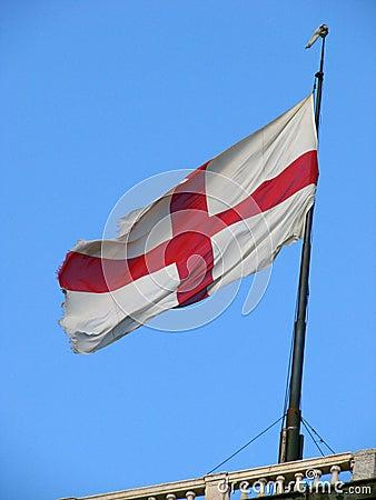 Flag of Genova