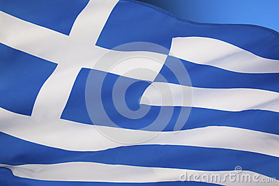 Flag of Greece - Europe