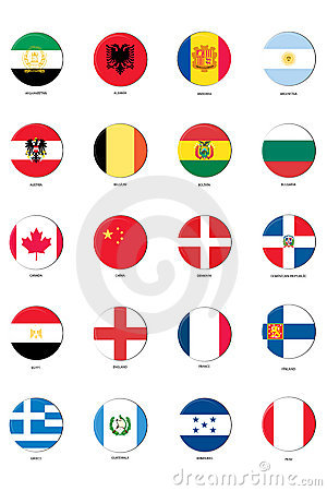 Flag Icon set