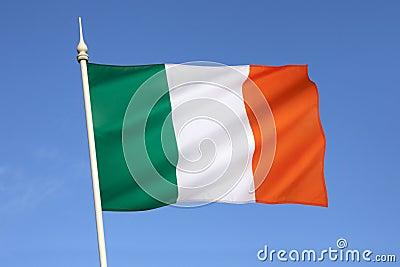Flag of Ireland - Europe