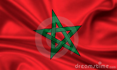 Flag of Marocco