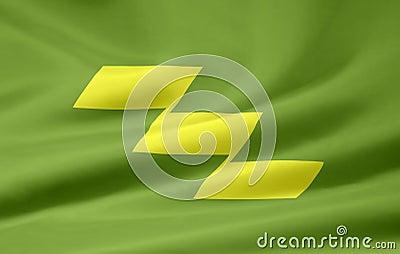 Flag of Miyazaki - Japan