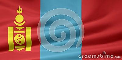 Flag of Mongolia