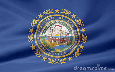 Flag of New Hampshire