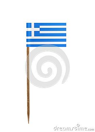 Free Flag Of Greece Stock Photo - 105578940