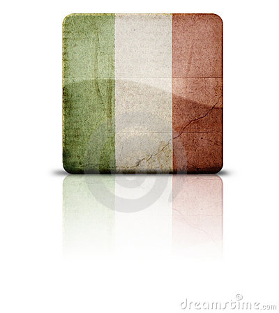 Free Flag Of Italy Royalty Free Stock Images - 4097929