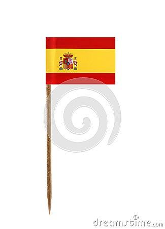Free Flag Of Spain Royalty Free Stock Photos - 105579668