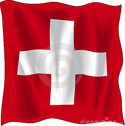 Free Flag Of Switzerland Royalty Free Stock Photos - 3349208