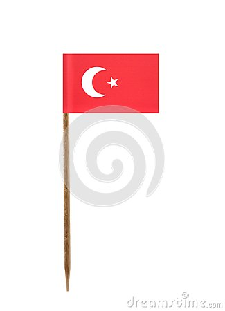 Free Flag Of Turkey Royalty Free Stock Image - 105580006