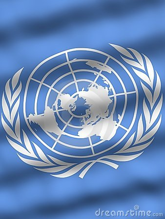 Free Flag Of United Nations Stock Photos - 1132793