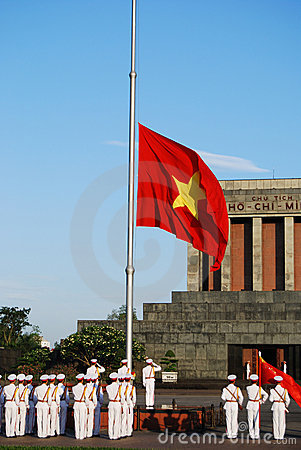 Free Flag Of Vietnam Royalty Free Stock Image - 2571516