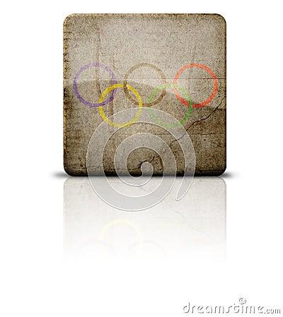 Flag Of Olimpics