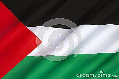 Flag of Palestine - Palestinian Flag