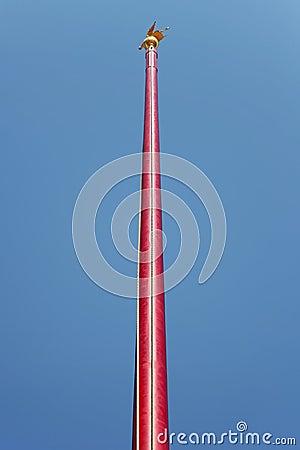 Free Flag Pole Stock Photo - 36514620