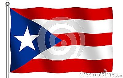 Flag of Puerto Tico