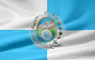 Flag of Rio de Janeiro