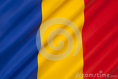 Flag of Romania - Romanian Flag