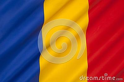 Flag of Romania - Romanian Flag