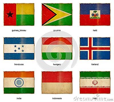 Flag set 9