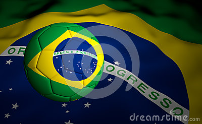 Football Soccer Brazil 2014