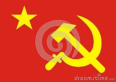Flag Soviet union