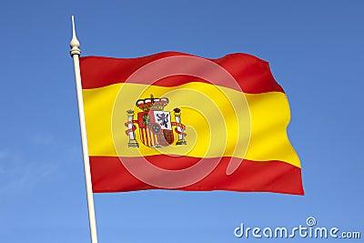 Flag of Spain - Europe