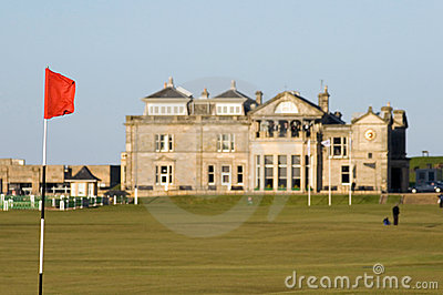 Flag - St Andrews Old Course