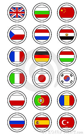 Flag Stamps