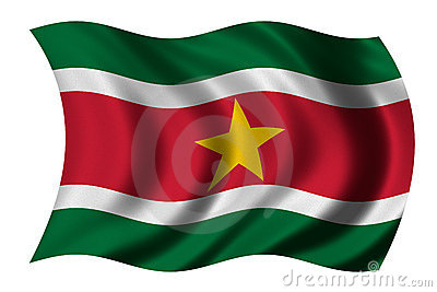 Flag of Suriname