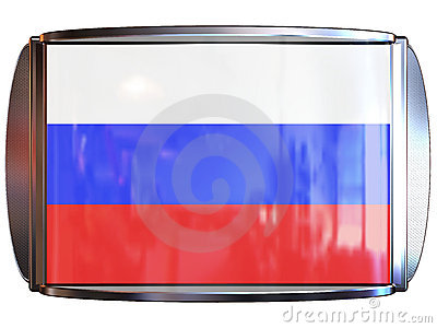 Flag to Russia