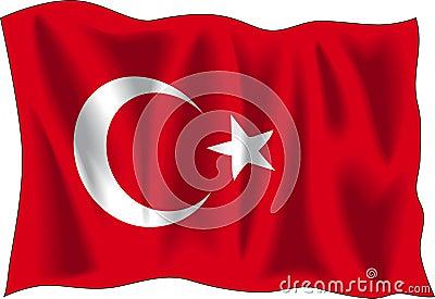 Flag of Turkey