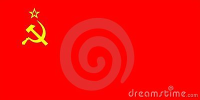 Flag Of Ussr Soviet Republic