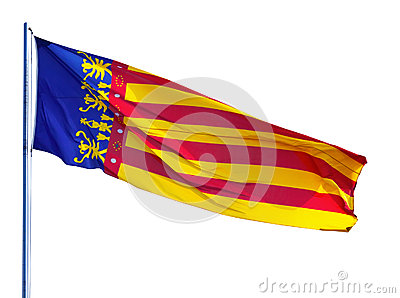 Flag of the Valencian Community