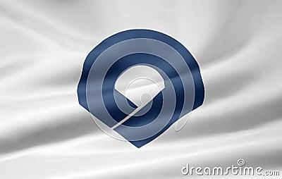 Flag of Wakayama - Japan