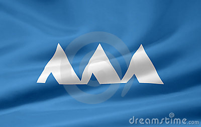 Flag of Yamagata - Japan