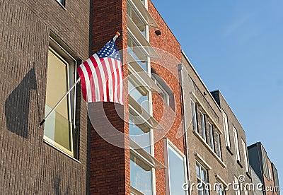 Flaga amerykańska