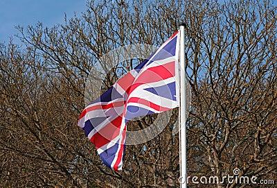 Flaga Zjednoczone Królestwo