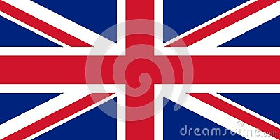 Flagga av UK