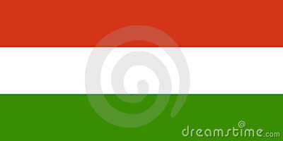 Flagga hungary