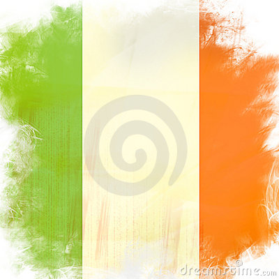 Flagga ireland