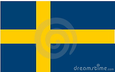 Flagga sweden