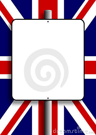 Flaggastolpetecken uk